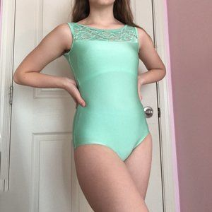 Cute womens medium leotard for dance/gymnastics
